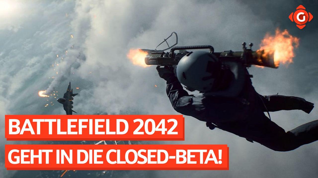 Gameswelt News 15.07.2021 - Mit Battlefield 2042, Netflix, World War 3 und mehr.