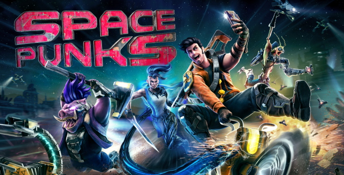 Space Punks - Preview