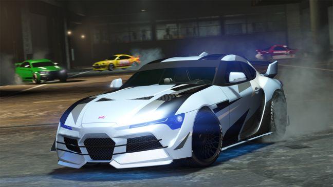 GTA Online - Screenshots - Bild 2