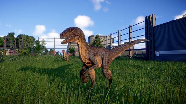 Jurassic World: Evolution 2 - Screenshots - Bild 23