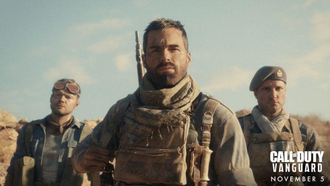 Call of Duty: Vanguard - Screenshots - Bild 8