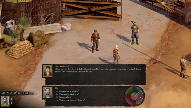 Broken Roads - Screenshots - Bild 12