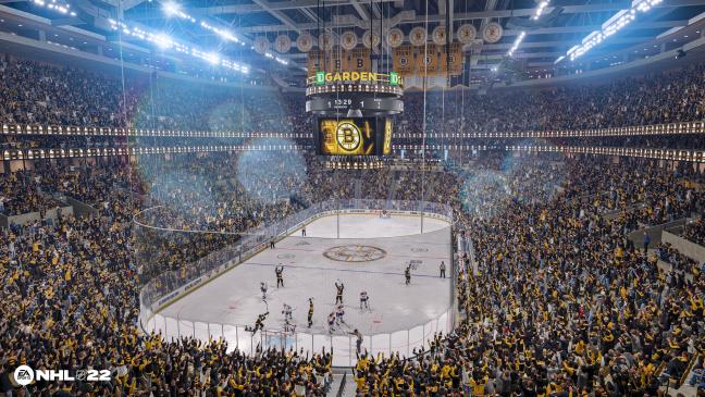 NHL 22 - Screenshots - Bild 14