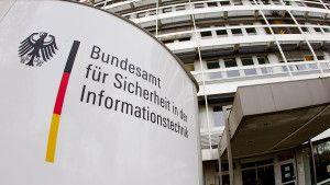 BSI Bundesamt für Sicherheit in der Informationstechnik