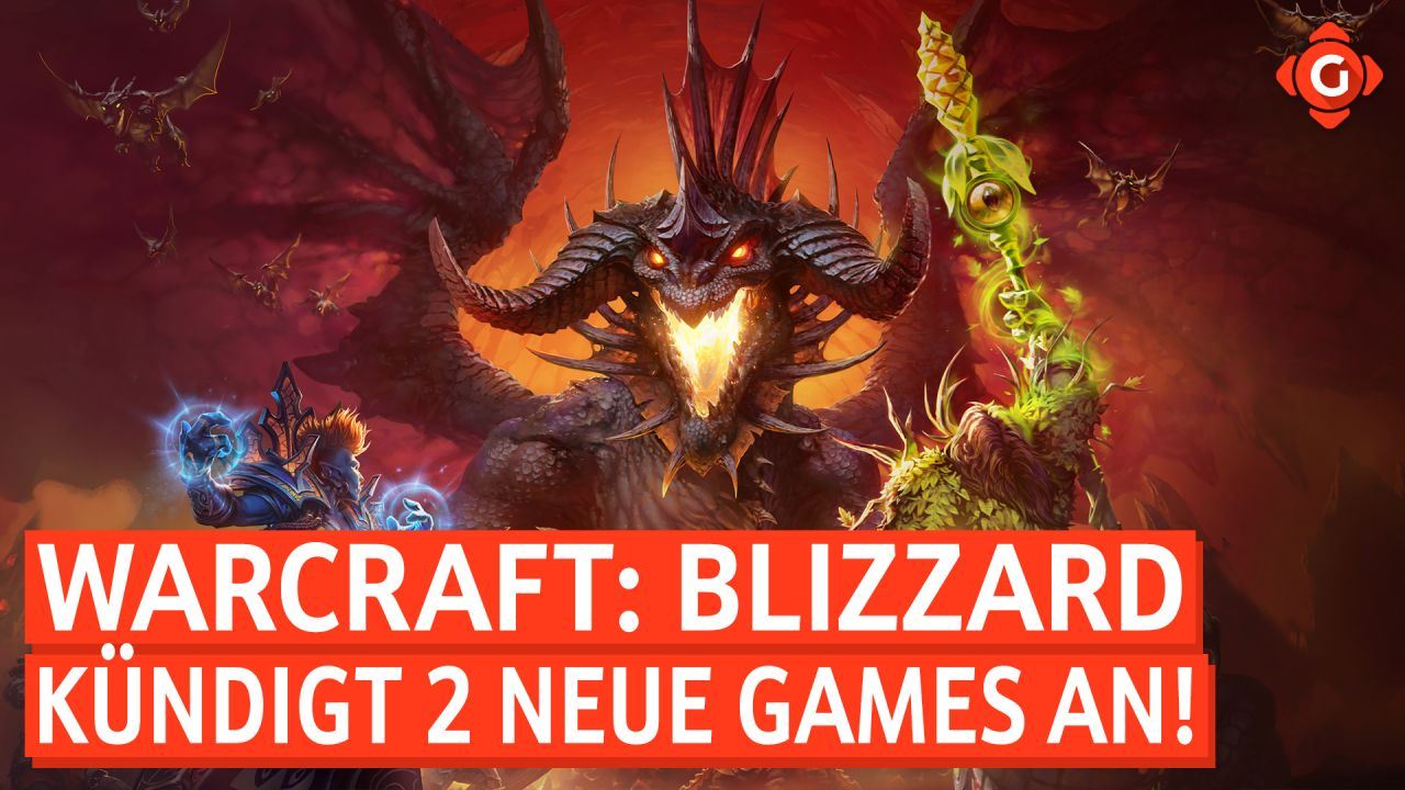 Gameswelt News 05.08.2021 - Mit Warcraft, Ghost of Tsushima und mehr