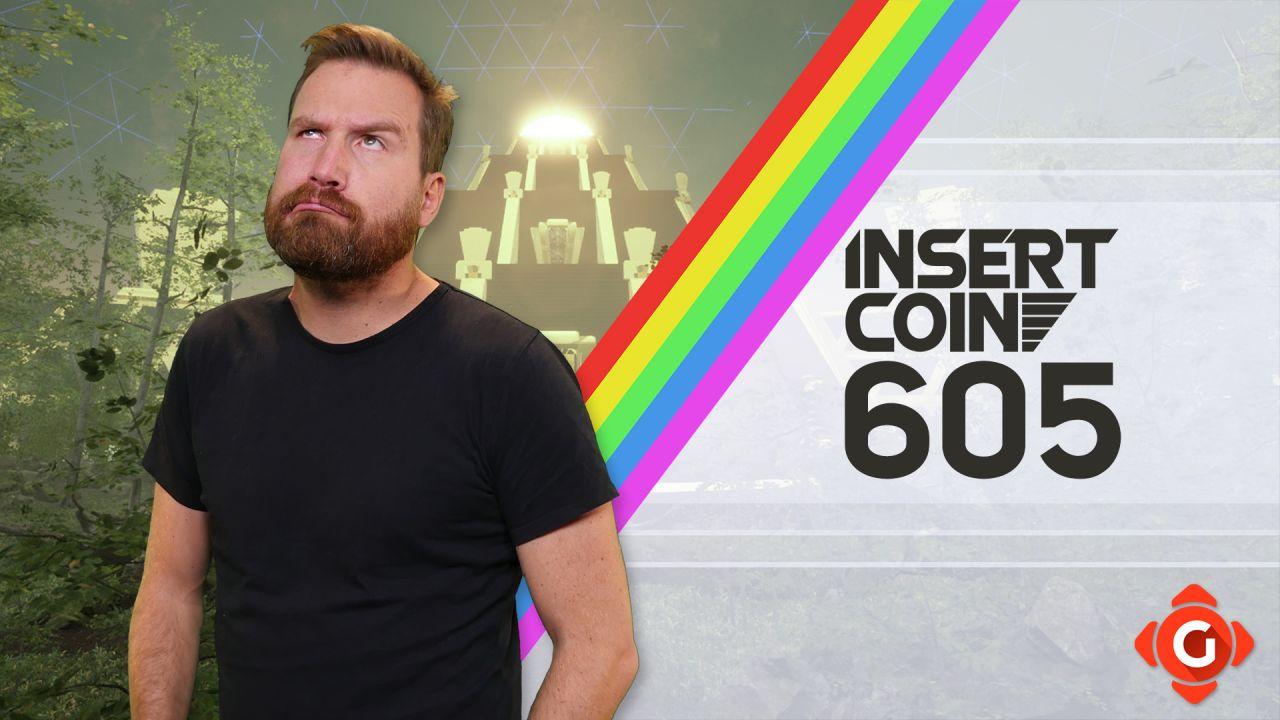 Insert Coin #605 - Black Book, Clid the Snail und mehr