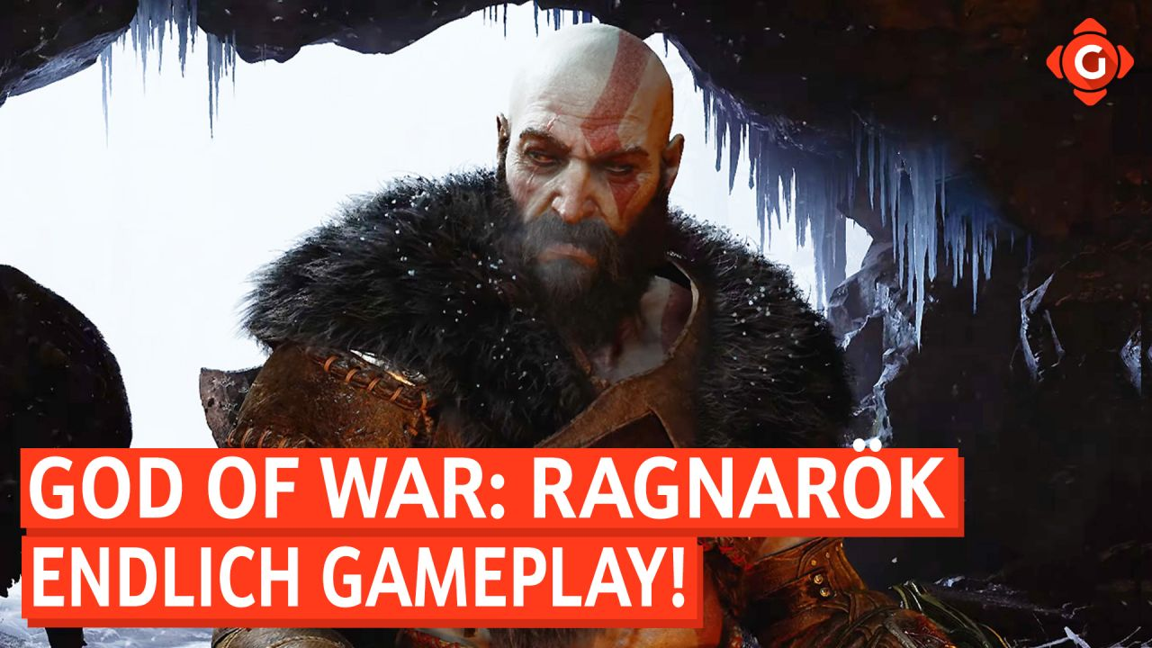 Gameswelt News 10.09.2021 - Mit God of War Ragnarok, Tiny Tinas Wonderland und mehr