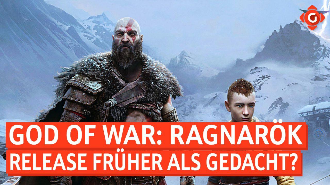 Gameswelt News 21.09.2021 - Mit God of War Ragnarok, Halo Infinite und mehr