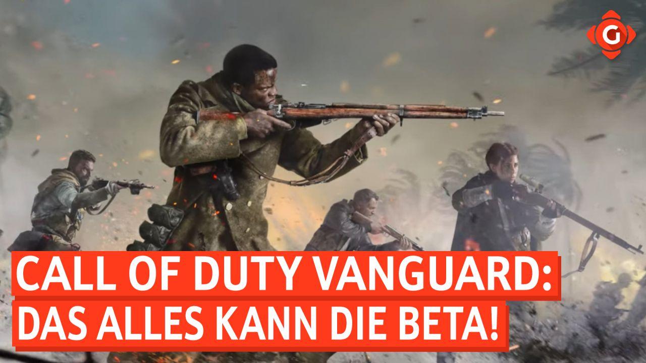 Gameswelt News 07.09.2021 - Mit Call of Duty: Vanguard, Surviving Mars und mehr