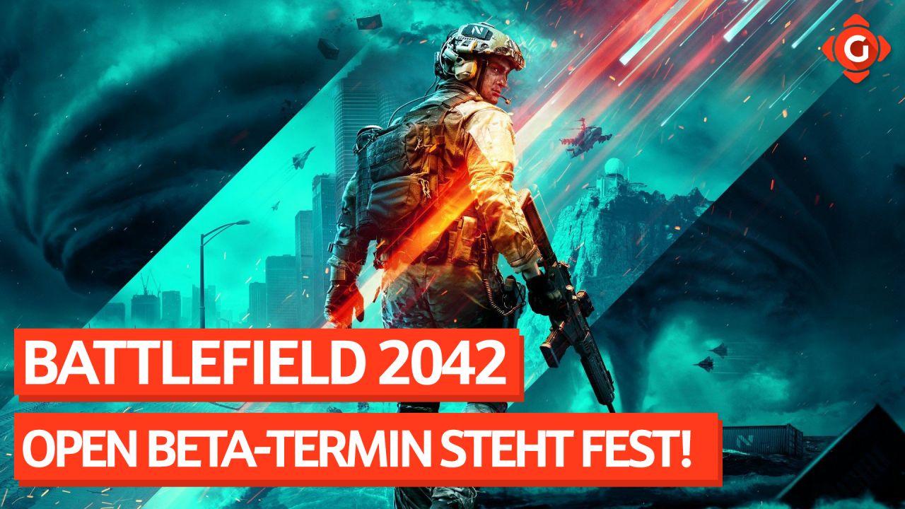 Gameswelt News vom 29.09.2021 - Mit Battlefield 2042 Open-Beta, Xbox Games with Gold Oktober und mehr