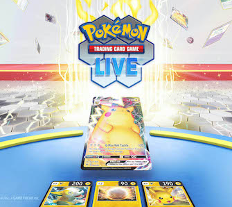 Pokémon TCG Live - News