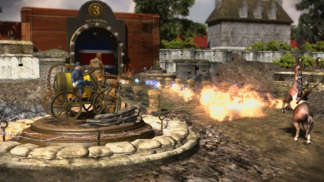 Toy Soldiers HD - Screenshots - Bild 11
