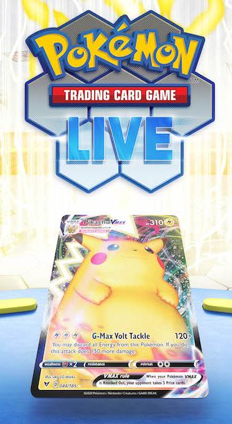 Pokémon TCG Live - Screenshots