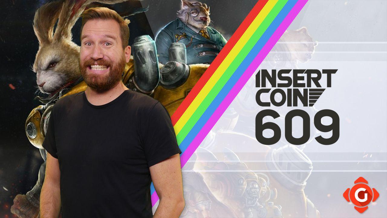 Insert Coin #609 - Rustler, F.I.S.T. und mehr