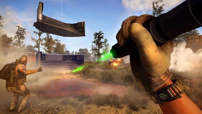 Tom Clancy's Ghost Recon Frontline - Screenshots - Bild 1