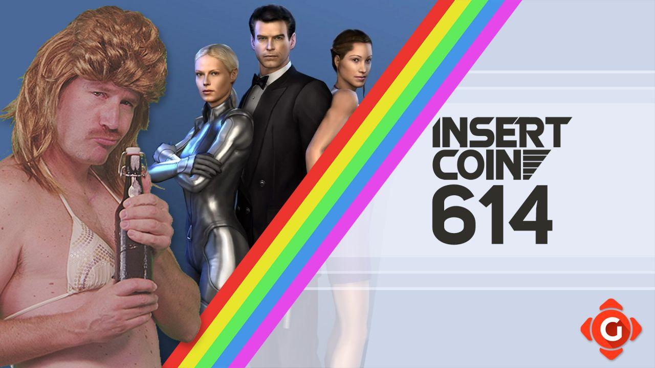 Insert Coin #614 - Bond-Spiele, JETT und mehr