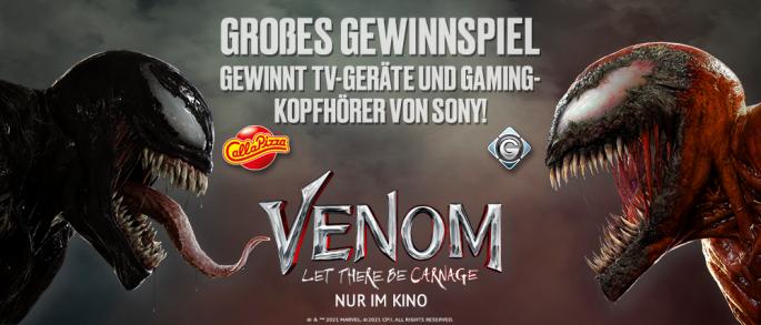 Venom: Let There Be Carnage  - Gewinnspiel - Gewinnspiel