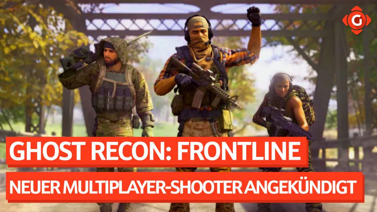 Gameswelt News vom 06.10.2021 - Mit Ghost Recon Frontlines, Battlefield 2042 und mehr