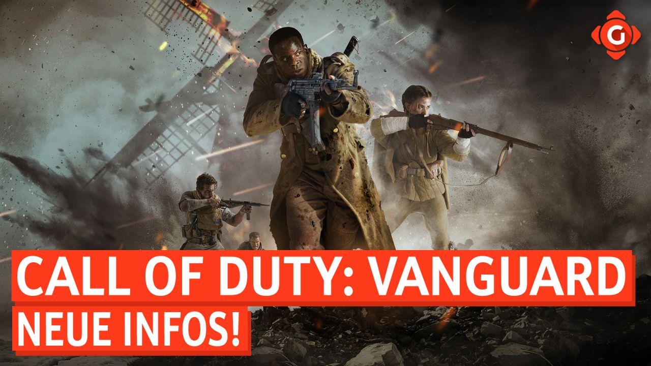 Gameswelt News vom 26.10.2021 - Mit Call of Duty: Vanguard, GTA: The Trilogy und mehr