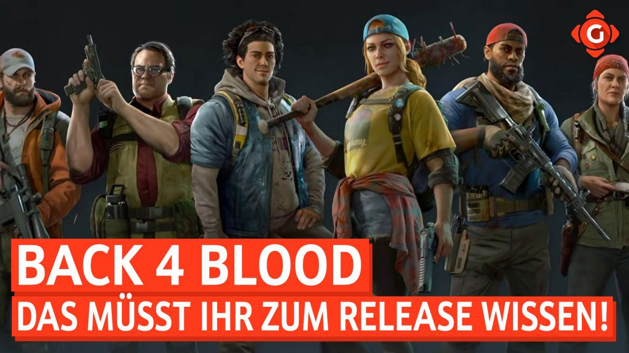 Back 4 Blood - Das müsst ihr zum Release wissen!