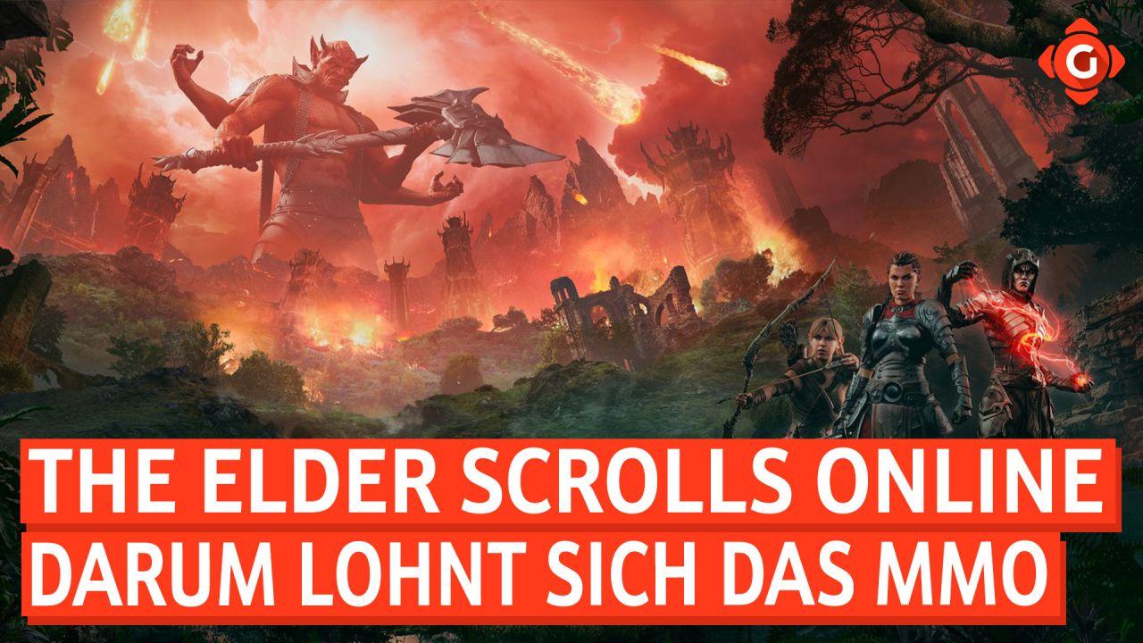 The Elder Scrolls Online - Darum lohnt sich das MMO
