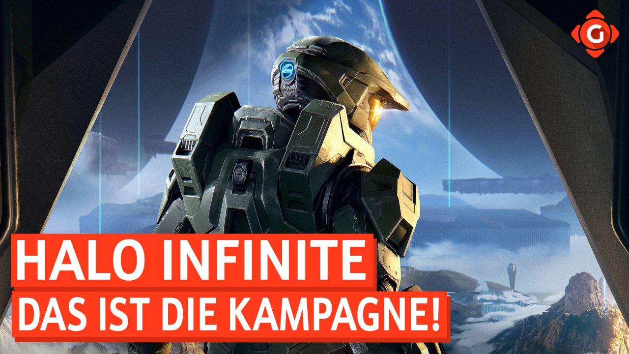Gameswelt News 25.10.2021 - Mit Halo Infinite, eFootball und mehr