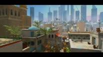Dreamfall (The Longest Journey 2) - Trailer #2