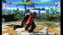 Virtua Fighter 5 - Akira vs El Blaze