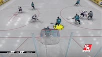 NHL 2K7 - Gameplay-Trailer