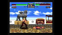 Sega Mega Drive Collection - Virtua Fighter 2