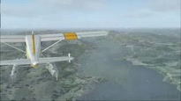 Flight Simulator X - VFR-Trailer