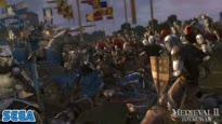 Medieval 2: Total War - Schlachtfeld-Taktiken