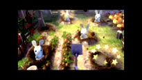 Rayman Raving Rabbids - Gameplay-Trailer