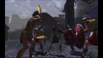 Gods & Heroes: Rome Rising - Gameplay-Trailer