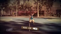 NBA Street Homecourt - Trick-Trailer