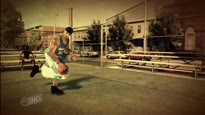 NBA Street Homecourt - Carmelo-Trailer