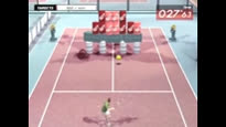 Virtua Tennis 3 - Mini-Games-Videos