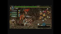 Monster Hunter Freedom 2 - Gameplay-Trailer