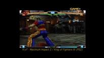 King of Fighers 2 - Maximum Impact 2 - Videoreportage