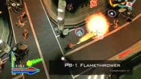 Alien Syndrome - Gameplay-Trailer