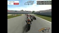 MotoGP '07 - Gameplay-Trailer