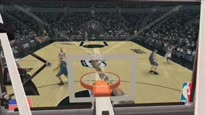 NBA Live 08 - E3-Gameplay-Trailer