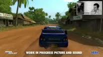 Sega Rally - Technical Demo Trailer