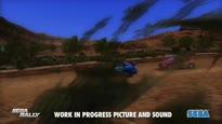 Sega Rally - GC-Trailer