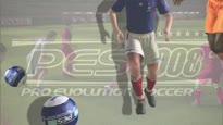 Pro Evolution Soccer 2008 - Teaser