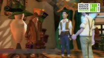 Online Media Games Award - Video von der Verleihung