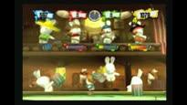 Rayman Raving Rabbids 2 - Gameplay-Trailer