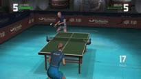 Rockstar präsentiert Tischtennis - Gameplay-Trailer