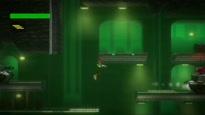 Bionic Commando Rearmed - Gameplay: Area 2
