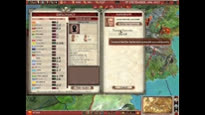 Europa Universalis: Rome - Gameplay Video #2